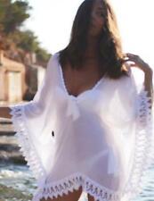 Womens Lace Bikini Swimwear Swimsuit Cover Up Summer Beach Dress Blouse
