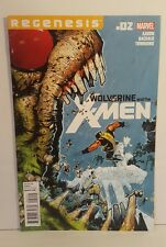 WOLVERINE AND THE X MEN ( REGENISIS) #2 VF