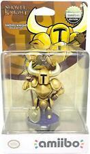 Nintendo Golden Shovel Knight Amiibo Shovel Knight Series [Switch Wii U NFC] NEW