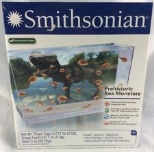 Smithsonian Prehistoric Sea Monsters! Grow Your Own Monsters! Free Shipping!