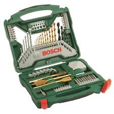 Bosch X-Line Set 70-tlg. Bohrer Metallbohrer Steinbohrer Holzbohrer Bits