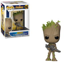 Avengers Infinity War 26904 Pop Bobble Marvel Groot Figurine