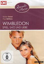 DVD NEU/OVP - Wimbledon - Spiel, Satz und Liebe - Kirsten Dunst & Paul Bettany