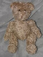 BROWN BEAR SOFT TOY BASILE ET LOLA MOULIN ROTY TEDDY COMFORTER DOUDOU