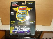 RACING CHAMPIONS #11 HOT ROD MAGAZINE 50th ANNIVERSARY '97 FORD MUSTANG 1:64