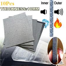 10x10mm 30*50cm Self-Adhesive Door Engine Hood Floor Noise Deadener Mat 1100(AA)