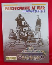 Panzerwaffe At War (2) Moscow To Berlin Concord Publications 1997