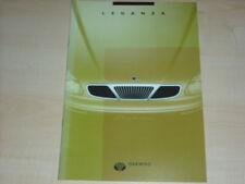 49947) Daewoo Leganza Prospekt 02/1998