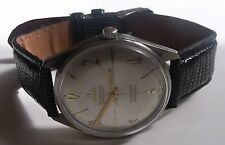 "VINTAGE ""ATLANTIC""-SWISS WRIST WATCH MEN,S"