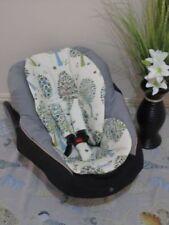 Handmade Baby Car Seat Liners
