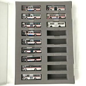 Tokyu Bus Set of 12 Bus Collection, Kyosho, Greenmax