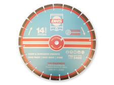 "14"" DHS Pro Series Diamond Blade - Hard Aggregate, Reinforced Concrete"