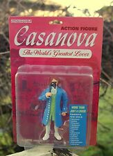 Casanova Action Figure The World's Greatest Lover 2005 Giovanni Giacomo Author
