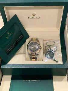 Rolex Wimbledon Datejust 41 Brand New Unsized Unworn 2021