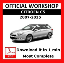 buy c5 car service repair manuals ebay rh ebay co uk citroen c8 workshop manual free citroen c8 repair manual pdf
