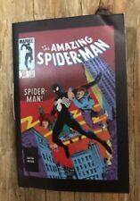 MARVEL THE AMAZING spider man #252 Mini Comic Rare VFNM, Free S&H! Black Costume