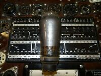 Röhre Telefunken AL4 Tube 22mA Valve auf Funke W19 geprüft BL-1791