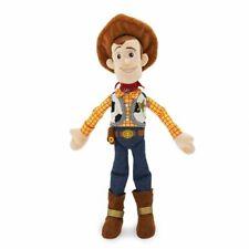 "Disney Store Toy Story Sheriff Woody Cowboy Plush Toy Doll 12"" Mini Bean Bag NEW"