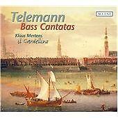 Bass Cantatas, Mertens, K/Il Gardellino, Audio CD, New, FREE & Fast Delivery