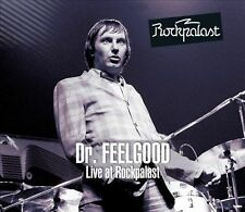 Live at Rockpalast by Dr. Feelgood (Pub Rock Band) (CD, Dec-2013, 2 Discs, Repertoire)