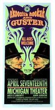 Mark Arminski - 1998 - Ekoostik Hookah Concert Poster Ma-9805 Michigan Theatre