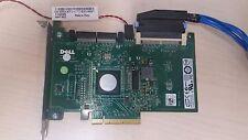 Dell JW063 PowerEdge PCI - E SAS 6/iR Raid Controller for raid 0 ||1