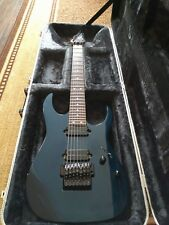 Ibanez RG7620 7 string Royal Blue excellent condition MIJ