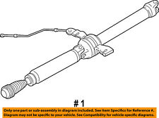 FORD OEM Rear Suspension-Drive Shaft Assembly 7L8Z4R602B