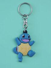 Pokemon Go #007 Carapuce / Squirtle Figurine 2D Figure Key chain ring Nintendo