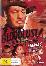 BLOODLUST Bounty Classics DVD R4 - PAL - New