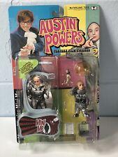 Vintage 1999 McFarlane Toys Austin Powers Mini Me Action Figure New Talking