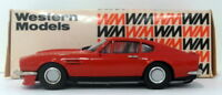 Western Models 1/43 Scale WP109X - 1982 Aston Martin V8 - Red