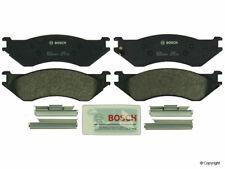 Bosch QuietCast Disc Brake Pad fits 1998-2002 Lincoln Navigator  MFG NUMBER CATA