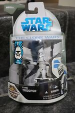 STAR WARS  THE CLONE WARS (CLONE TROOPER   #5)  2008 unopened 1st Day of Issue