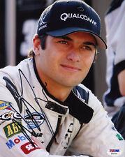 Nelson Piquet Jr. SIGNED 8x10 Photo Formula One Rallycross PSA/DNA AUTOGRAPHED