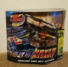 Air Hogs Hover Assault RC Missile Launching Flying Hybrid Buggy htf in box