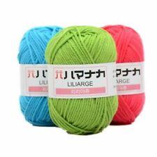 Silk Crocheting & Knitting Yarns Ribbons