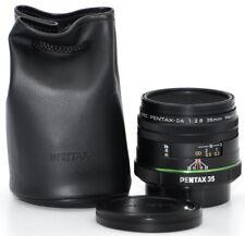 SMC Pentax DA 1:2,8 35mm Macro Limited Objektiv 1 Jahr Gewähr. *18