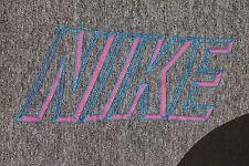 L * vtg 80s/90s rayon tri blend NIKE heather gray tank top t shirt * 70.110