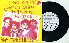 "Freshies - I Can't Get ""Bouncing Babies"" 7"" JAPAN PRESS C.Sievey Magazine Smirks"