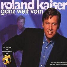Roland Kaiser Ganz weit vorn-Lied der ARD Fernsehlotterie 1999 [Maxi-CD]