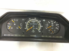 1995  Mercedes Speedometer instrument cluster w124 E300 TURBO DIESEL  241k miles