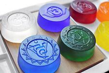 7 Chakra Soap Set Package - Handmade Glycerin Soaps
