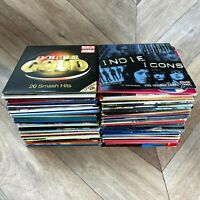 Approx 100 Music CDs and DVDs from Newspapers Daily Record, Sunday Times etc