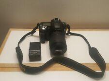 Nikon D80 Digital Camera w/AF-S Nikkor 18-135mm 1:3-5.6G ED lens