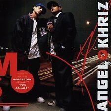 "ANGEL & KHRIZ LOS MVP'S CD Reggaeton megahit ""Ven Bailalo"" Machete Music"