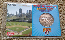 Pittsburgh Pirates Jason Bay Coin from Commemorative Coin Series