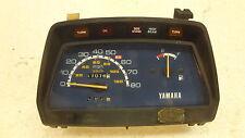 1983-84 Yamaha Riva XC180 180 Moped Y293' instrument panel speedometer speedo