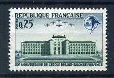 FRANCE 1965 timbre 1463, Avions, Ecole de l' air neuf**