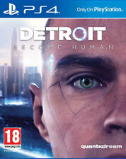 Detroit: Become Human (PS4) BRAND NEW BUT UNSEALED - IN STOCK - QUICK DISPATCH